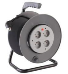 Mini fixed panel Cable Reel CE certificate with baby safe
