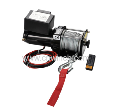 2500lbs winch wireless remote