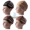 Lace Wig Caps For Making Wigs And Hair Weaving Stretch Adjustable Wig Cap Hot Black Dome Cap For Wig Hair Net