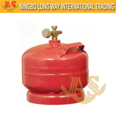 High Pressure Gas Cylinder For Africa