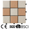 Cheap price ceramic decking tile porcelain tile interlocking floor for garden