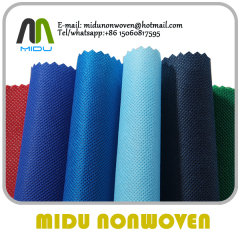 biodegradable eco nonwoven fabric for making non woven shopping bags