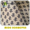 waterproof fabric 3C Printed nonwoven fabric non woven bag material