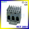 HEYI three phase current transformer SCT 2851 current transducer with 5A output