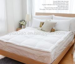 Luxury Design Single Bed Mattress Price Inflatable Air Memory Foam Topper Wholesale