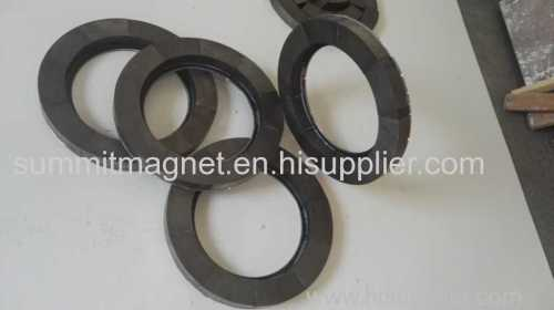 Magnetic separator big ring magnet OD380