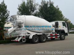 AEM Tank Truck and Trailer Concrete Mixer Truck Fuel tank truck