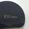 0.8mm Black Durable Rubber Coated Fabric for Backpack