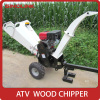 Garden Shredder Mulcher Chipper For ATV attached