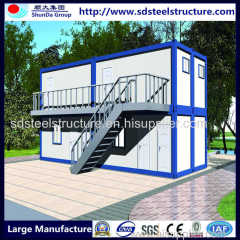 Prefabricated House-Prefaricated Home-Container House