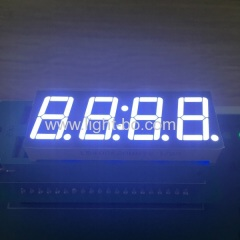 "Ulrta bright white 4 digit 0.56"" common anode 7 segment led display for instrument panel"