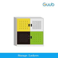 Locker/steel file cabinet smart lock metal storage cabinet for office