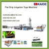 China Highest Speed Drip Irrigation Pipe Machine 250m/min