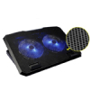 Adjustable gaming cooling laptop cooler pads tabld with cooling pads 2 USB