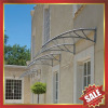 polycarbonate awning/canopy/shelter/sunshade for door and window-nice house product!