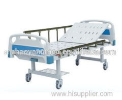 hospital equipment One Crank Manual medical Bed