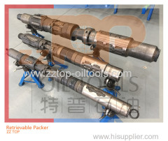"7"" Mechanical Setting Retrievable Packer for TCP operation"