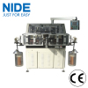 Power tool motor armature coil wire making machine