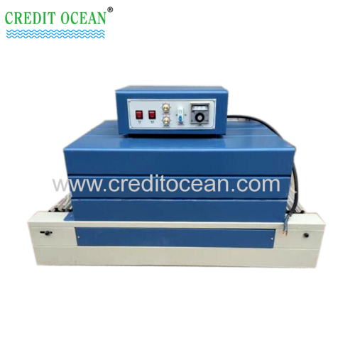 CREDIT OCEAN Thermal-shrink film packing machine / Heat Shrinking wrapping machine