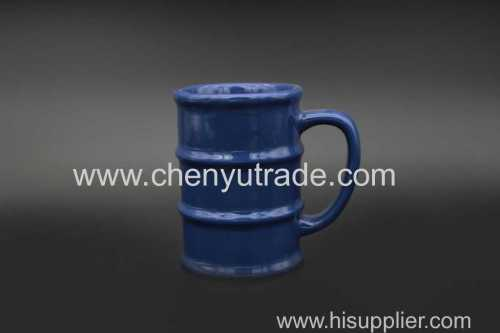 glazing stoneware coffee mug gift product promotion can be OEM