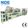 Stator automatic production assembly line