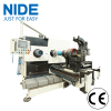 Automatic stator winding inserting and coil expanding machine