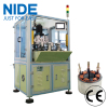Automatic BLDC MOTOR STATOR WINDING MACHINE for brushless motor coil winding