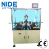 Electric Bike Wheel Motor Stator Paper Inserting Machine