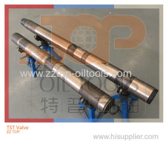 "5"" Tubing Testing Valve Flapper type for DST Operation in well testing"