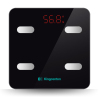 Smart body fat scale with measuring 8 body data by free app for IOS and Android OS