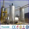 waste crude oil refining machine to diesel