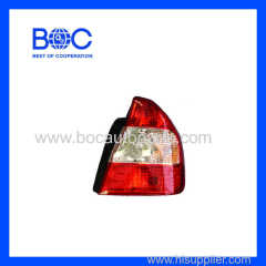 Crystal Tail Lamp R 92402-1A060 L 92401-1A060 For Hyundai Accent '00-'01