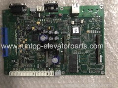 Schindler elevator parts inverter main board PCB 59410512