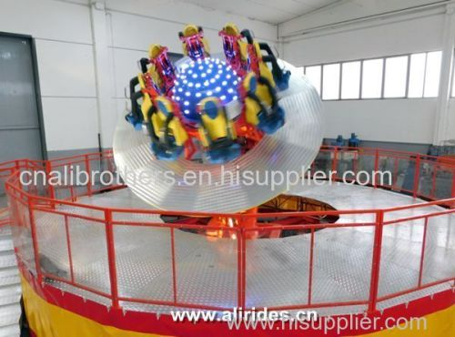 amusement park equipment mini rotation tagada mini spinning car for sale