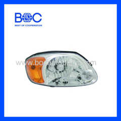 Head Lamp Electric R 92102-25530 L 92101-25530 For Hyundai Accent '03-'05