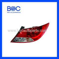 Tail Lamp R 92402-1R030 L 92401-1R030 For Hyundai Accent '2011