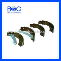 Semi-metal Rear Axle Brake Shoes For Hyundai Atos