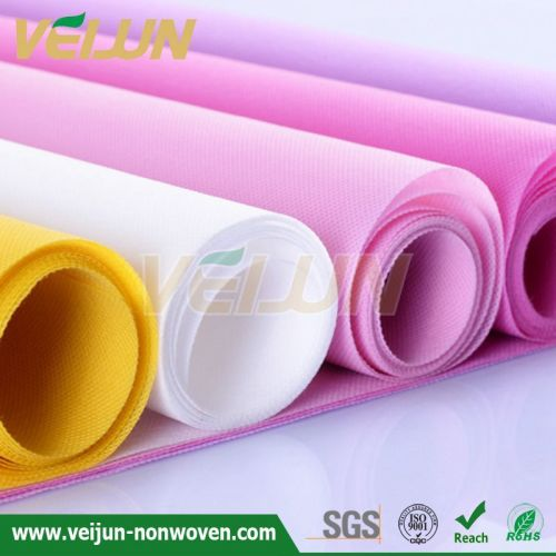 High Quality Spunbonded Fabric TNT non-woven fabric made of 100% pp polypropylene