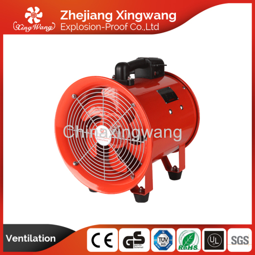 portable air blower ventilator fan