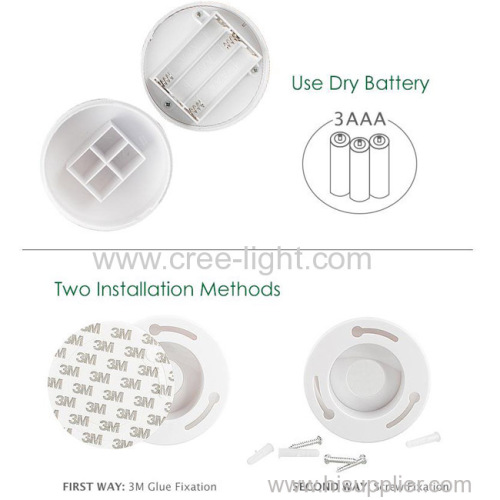 Home Usage Motion Sensor Ceiling Light