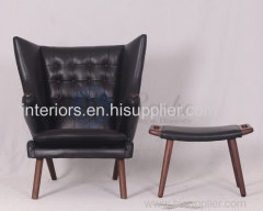 Papa bear chair Hans J Wegner Teddy bear chair