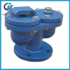 Cast Iron Ductile Iron Flanged Double Ball Air Release Valve