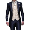 Men 's suits casual Tuxedo suit 3 - piece party suits
