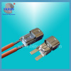 Motor temperature control switch