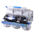 5 stage household Reverse Osmosis Water System with Manual-Flush