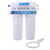 3 stage kitchen table type water filter