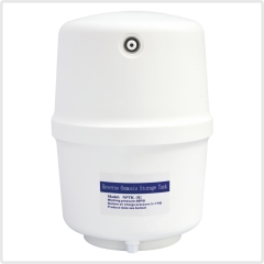 3 gallons pure water storage plastic RO filter tank