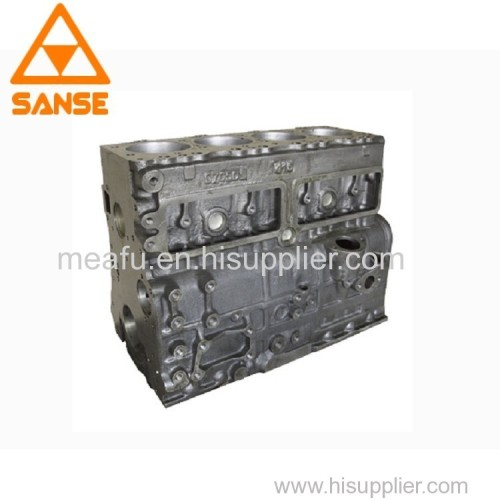 cylinder block for excavater
