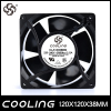 120x120x38mm ac axial cooling fans CE ROHS UL CCC approved Class 180 Cooper wire ac cooling fan 110v 220v 380