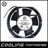 CLASS 180 COOPER WIRE UL TUV CE certificate axial fan 220v ac 172*172*51mm
